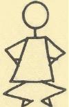 stickman-kneebends